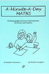 A-Minute-A-Day Maths Spiral-bound