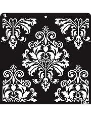 iCraft Decorative Layering Template Stencil (i-8807),12 X 12 Stencil,