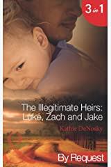 The Illegitimate Heirs: Luke, Zach and Jake: Bossman Billionaire (The Illegitimate Heirs, Book 4) / One Night, Two Babies (The Illegitimate Heirs, Book ... Heirs, Book 6) (Mills & Boon By Request) Kindle Edition