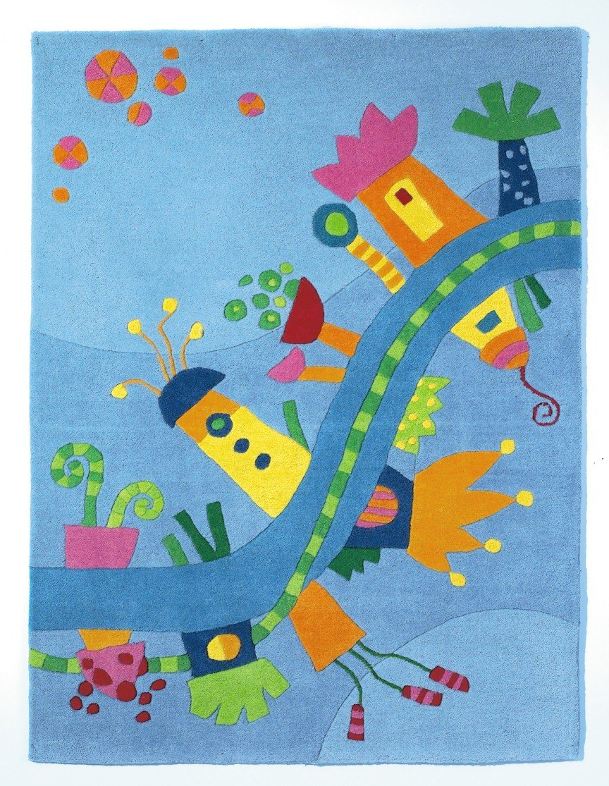 Kinderteppich haba  HABA 2936 Traumland Teppich: Amazon.de: Spielzeug