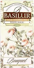 Basilur Bouquet Green Tea, White Magic, 100g