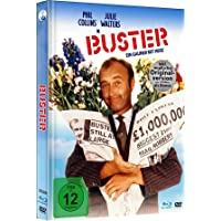 Buster - Ein Gauner mit Herz (Limited Mediabook-Edition mit Blu-ray+DVD/in HD neu abgetastet/plus Booklet)