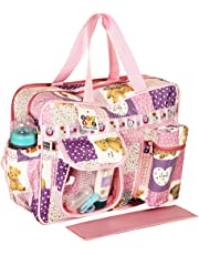 Bey Bee - Mama's Bag {Diaper Bag} (Purple)