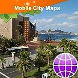 Gran Canaria Street Map
