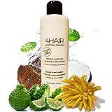 Shampoo anticaduta donna densificante districante | Shampoo professionale anti caduta capelli, Volumizzante idratante crescit