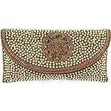 Mochi Women's Cosmetic Bag (Gold)
