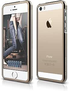 Elago S5 Aluminum Bumper Case For IPhone 5/5S champagne