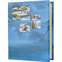 "Hama Album Photo ""Singo"" (album minimax, 13 x 16,5 cm, 100 pages, pour 100 photos au format 10 x 15 cm) Aqua"