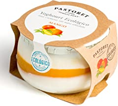 Pastoret Yogur Ecológico con Mango, 135 g