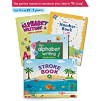 Nursery Writing Books for Kids in English   2 to 5 Years Old Children   Learn and Practice ABCD Capital and Small…
