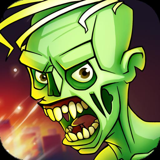 Zombie Puzzle - Virus Lab - Alchemy Lab