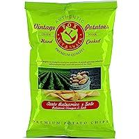 FOX Natural Quality Vintage Potatoes Aceto Balsamico e Sale Marino - 40 g