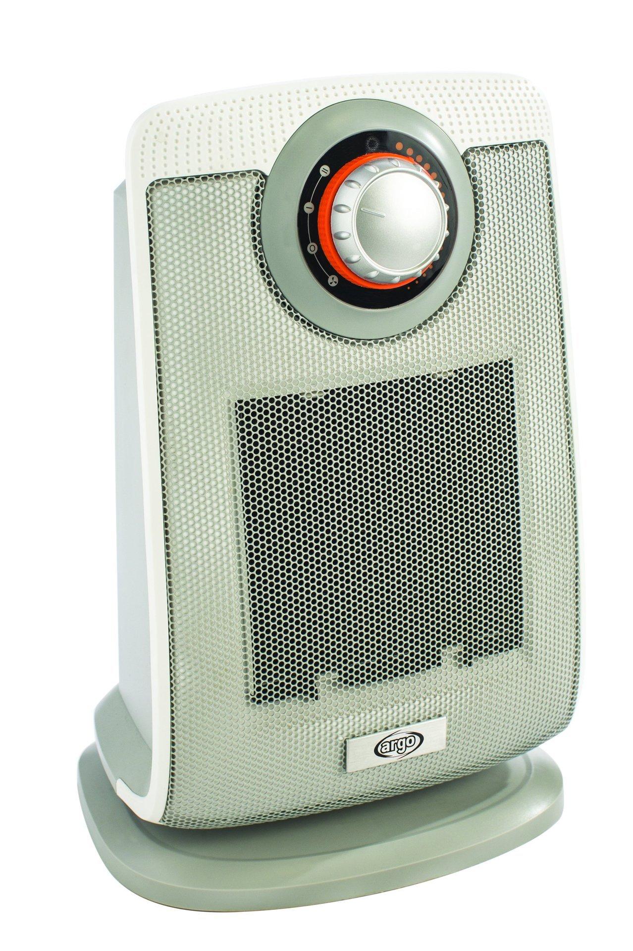 ARGO BEAT ICE Termoventilatore Potenza 2000 Watt Colore Grigio