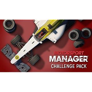 Motorsport Manager - Challenge Pack [PC/Mac Code - Steam]