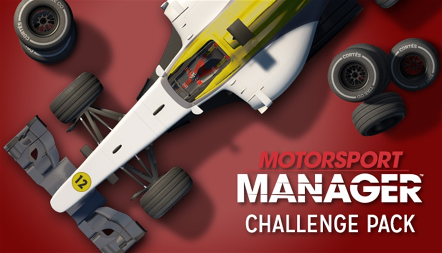 Motorsport Manager - Challenge Pack [PC/Mac Code - Steam]