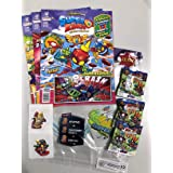 Pack Revista Oficial Superzings Series 5