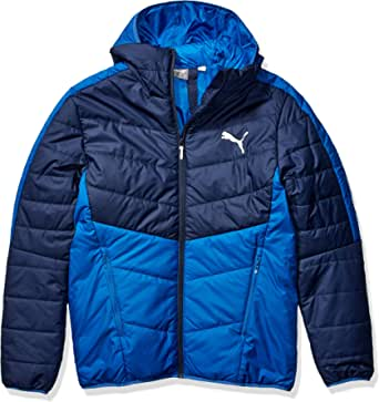 PUMA Men's Warmcell Padded Jacket Insulated