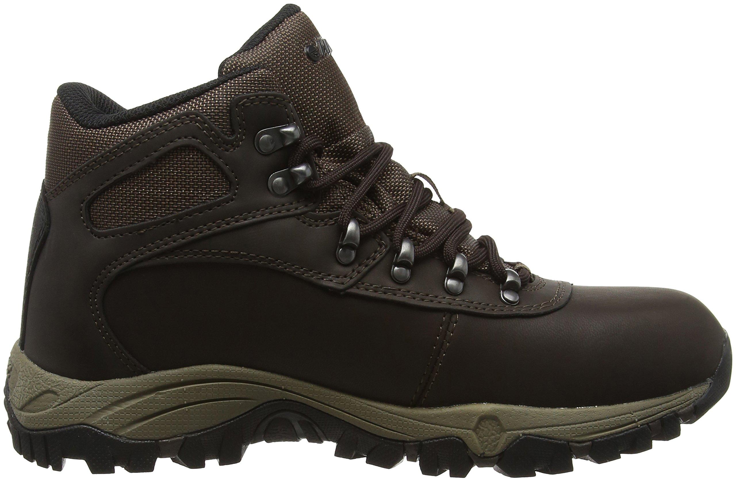 Hi-Tec Women's Cascadia Waterproof High Rise Hiking Boots 6