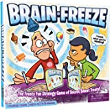 Brain Freeze From Mighty Fun Kids Strategy Board Game to Learn and Improve Logic Deduction and Memory