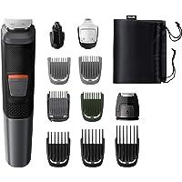 Philips 11-in-1 Multigroom MG5730/15, Barttrimmer, Haarschneider, Körpertrimmer, Ohr- und Nasenhaartrimmer…