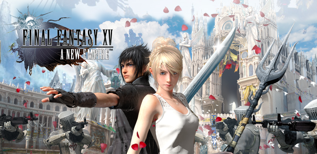Final Fantasy Xv A New Empire Amazonde Apps Für Android
