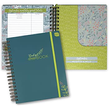 personal budget planner book