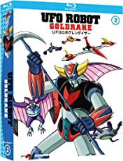 Ufo Robot, Vol. 2  (3 Blu Ray)