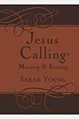 Jesus Calling Morning and Evening Devotional (Jesus Calling®) Kindle Edition
