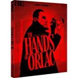 The Hands Of Orlac [Orlacs Hände] (Masters of Cinema) Blu-ray