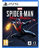 Sony, Marvel's Spider-Man : Miles Morales sur PS5, Jeu d'action et d'aventure, Edition Standard, Version physique, En…
