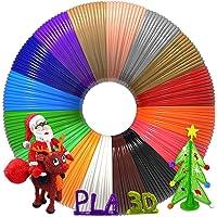 3 idea Imagine Create Print Sunlu 3D Pen 10M PLA Filament Refills - 1.75mm PLA 3D Printer Filament (Set of 20)