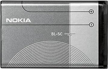 Nokia Original Akku BL-5C 3110603062306230i 6680C2E50N70N916600