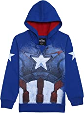 Civil War Kids Boys Royal Blue Color Sweatshirt