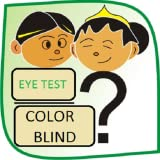 eye test for color blind