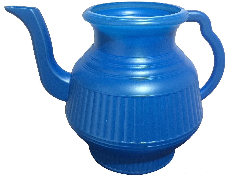 Lota Bodna Toilet Wash Jug Blue Amazon Co Uk Kitchen Home
