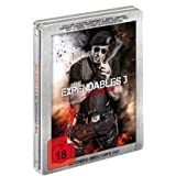 The Expendables 3 - A Man's Job (Extended Director's Cut, Limited Steelbook)