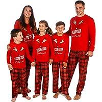 Kids Essentials Christmas Family Matching Pyjamas Mens Ladies Boys Girl Baby Childrens