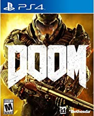 DOOM - 100% Uncut - Day One Edition - [PlayStation 4]