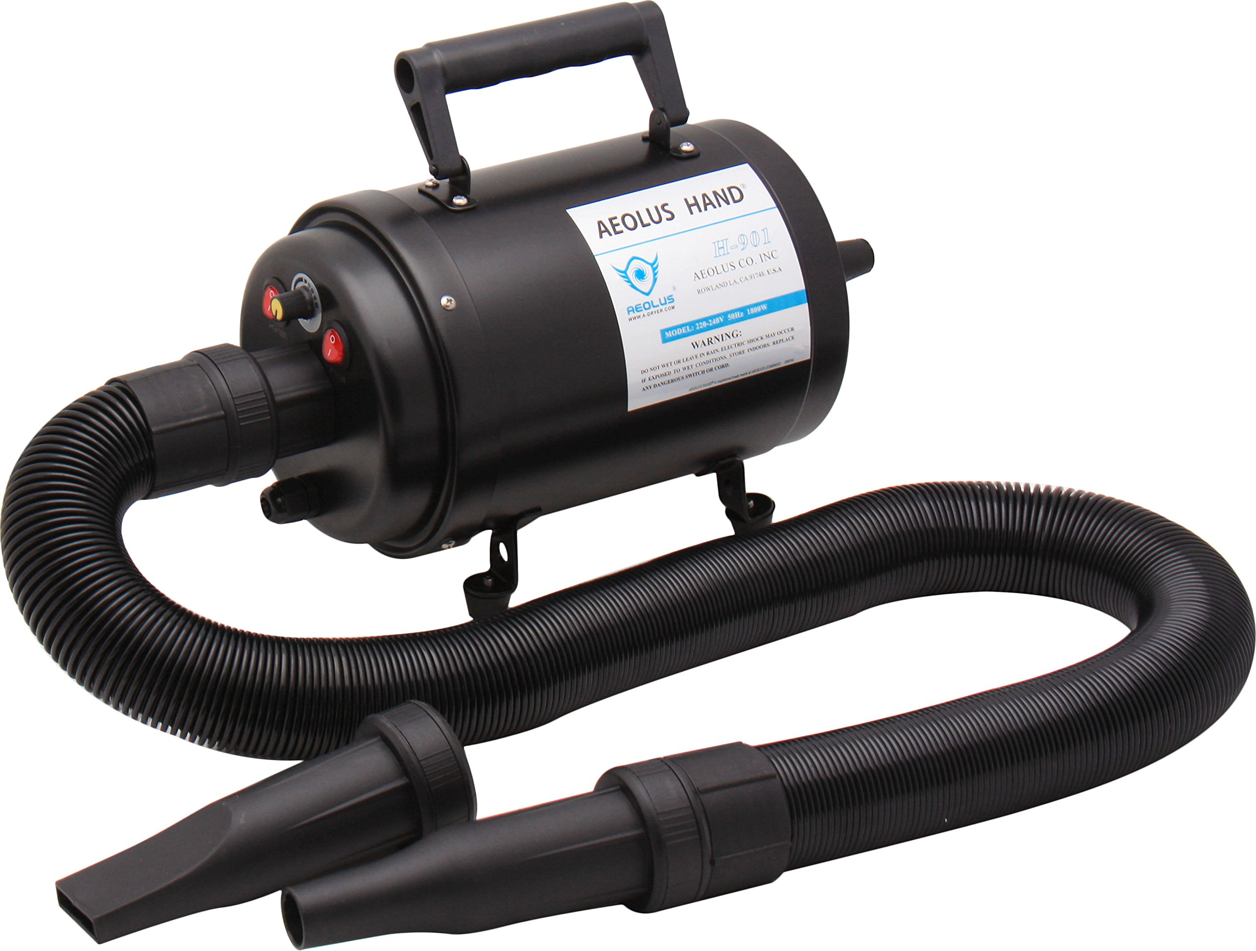 TD-901T CYCLONE BLASTER/DRYER(NEW UPDATED )