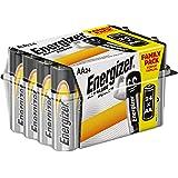 Energizer E300456400 Batteria Alcalina, Nero, Pacco da 24