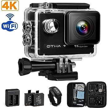 action cam vemico 4k action kamera wifi helmkamera. Black Bedroom Furniture Sets. Home Design Ideas