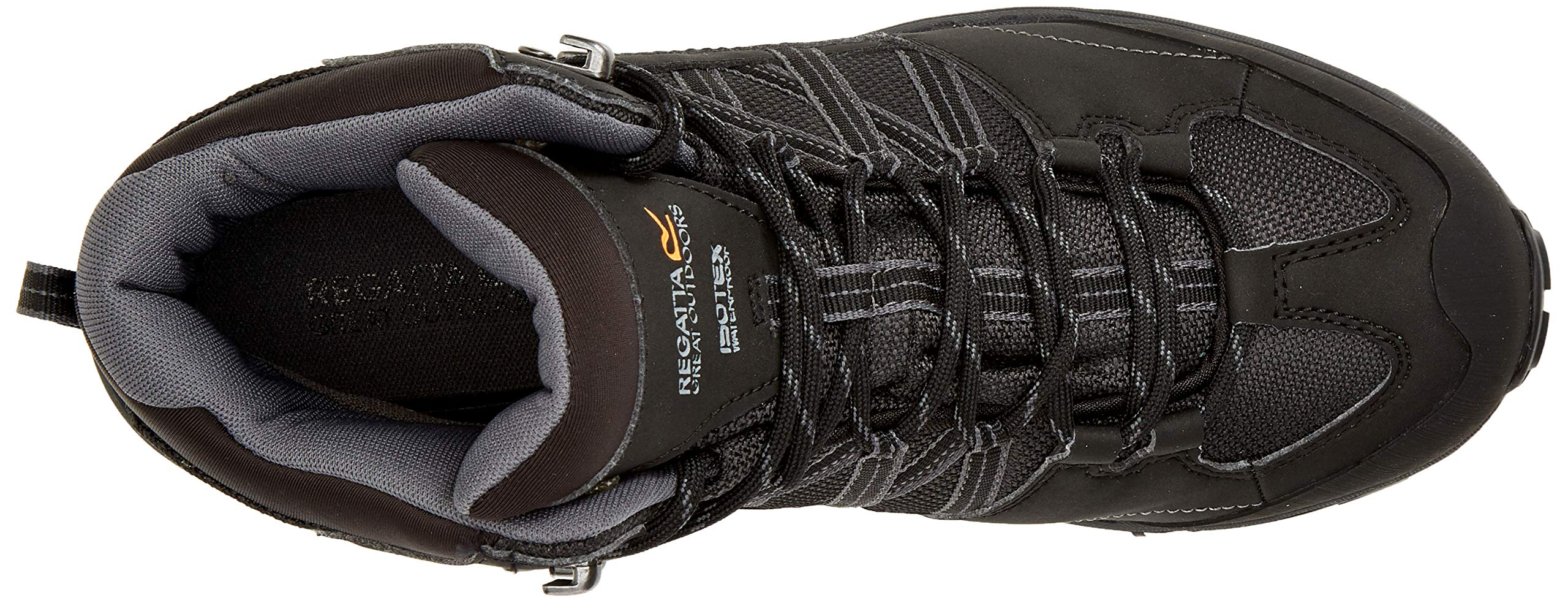 7097b535e2d Regatta Men's Samaris Mid Ii High Rise Hiking Boots - UKsportsOutdoors