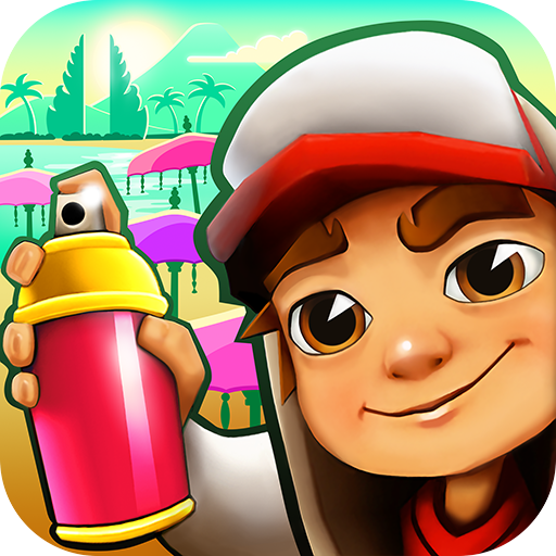 Subway Surfers (Kind-spiel-apps)