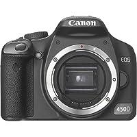 Canon EOS 450D SLR-Digitalkamera (12 MP, LifeView) Gehäuse