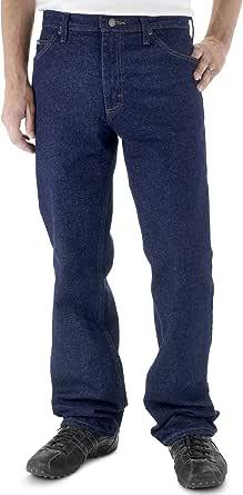 Lee Uniforms Men's Regular Fit Bootcut Jean, Pepper Prewash, 32W / 36L