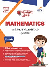 Olympiad Champs Mathematics Class 4 with Past Olympiad Questions