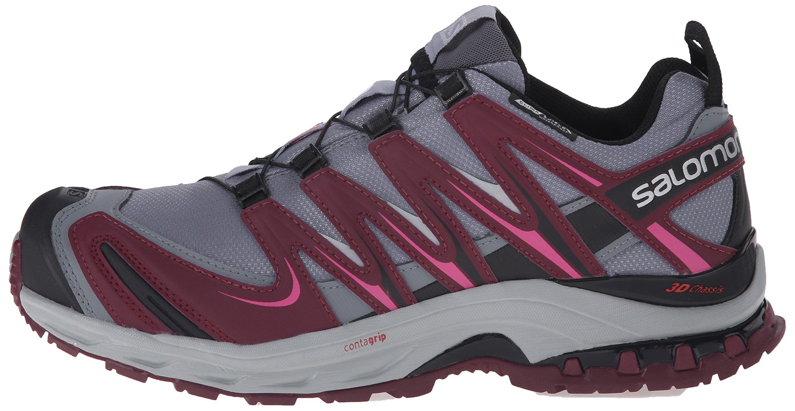 81YrkepM0OL - SALOMON Women's XA PRO 3D CS WP W Trail Runner