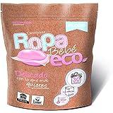 Flopp - Detergente Ecológico en Cápsulas para la Ropa de Bebé (30 Capsulas) | Detergente Delicado. Detergente Ropa Bebé Eco L