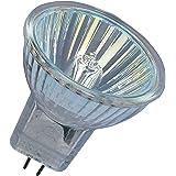 Osram Ampoule Halogène Verre 35 W GU5.3 Argent Set de 2 , 2950 K