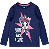 My Little Pony Camiseta de Manga Larga para niñas Mi Pequeño Pony